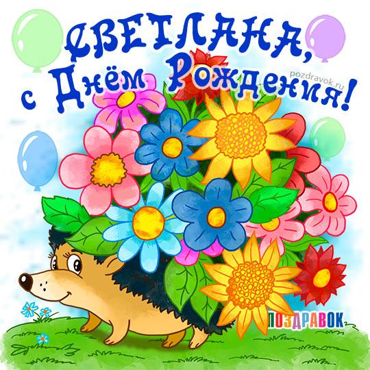 Поздравления прикольные с днем рождения свете